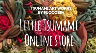 Tsumami Art works by fuccosim
