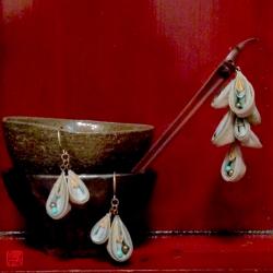 Tsumami Kanzashi by fuccosim